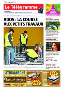 Le Télégramme Guingamp – 15 juin 2019
