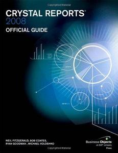 Crystal Reports 2008 Official Guide (Repost)