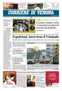 Corriere di Verona – 07 dicembre 2019