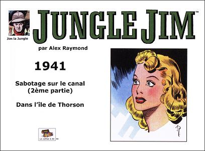 Jungle Jim - Tome 4 (Int. 1941)