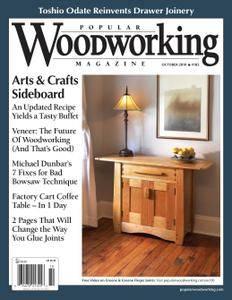 Popular Woodworking - October 2010