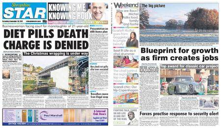 Shropshire Star Shrewsbury Edition – November 18, 2017