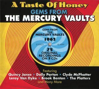 VA - A Taste Of Honey: Gems From The Mercury Vaults 1962 (2013) 75 Original Recordings on 3 CDs
