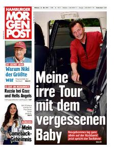 Hamburger Morgenpost – 22. Mai 2019