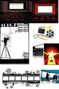 Cinema Vector Mix