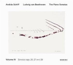 Beethoven – Piano Sonatas Vol.IV, opp.26, 27 & 28 – Schiff (2007)