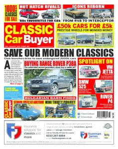 Classic Car Buyer – 15 January 2019