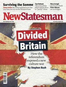 New Statesman - 24 - 30 June 2016