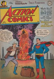 Action Comics 176 DC Jan 1953 c2c Superscan
