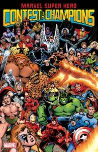 Marvel Super Hero Contest of Champions 2015 Digital