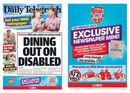 The Daily Telegraph (Sydney) – August 31, 2019
