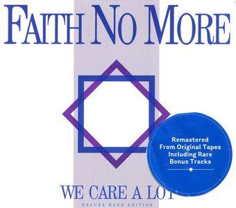 Faith No More - We Care A Lot (1985/2016, Deluxe Band Edition)