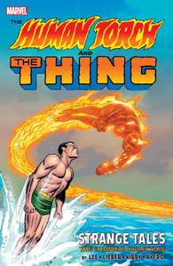 The Human Torch & The Thing-Strange Tales-The Complete Collection 2018 Digital Zone