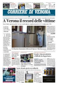 Corriere di Verona – 28 marzo 2020