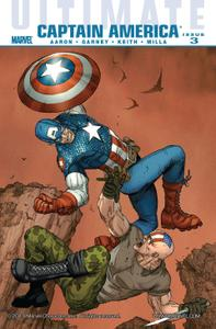 Ultimate Captain America 03 of 4 2011 Digital Zone