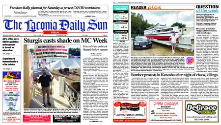 The Laconia Daily Sun – August 28, 2020