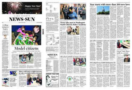 Lake County News-Sun – January 01, 2018