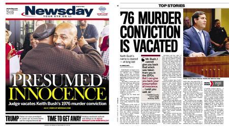 Newsday – May 23, 2019