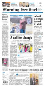 Morning Sentinel – March 06, 2020