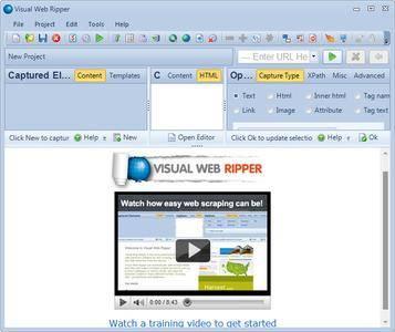 Visual Web Ripper 3.0.18