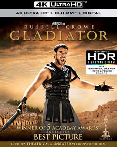 Gladiator (2000) [Extended / Dolby Vision] [4K, Ultra HD]