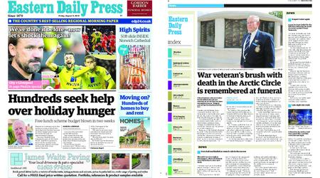 Eastern Daily Press – August 09, 2019