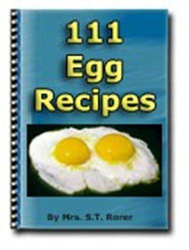 111 Wonderful Egg Recipes