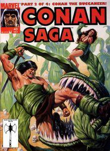 Conan Saga Vol 1 043 1990