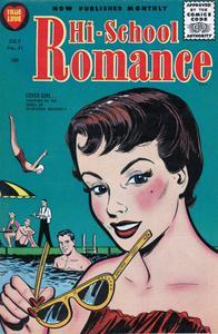 Hi-School Romance 041 1955
