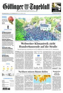 Göttinger Tageblatt - 21. September 2019