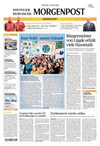 Solinger Morgenpost – 24. Mai 2019