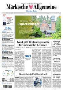Märkische Allgemeine Fläming Echo - 16. Juli 2019