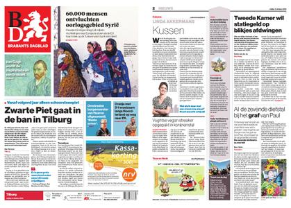 Brabants Dagblad - Tilburg – 11 oktober 2019