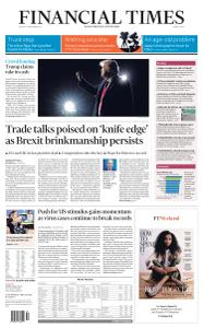 Financial Times Middle East - December 7, 2020