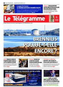 Le Télégramme Ouest Cornouaille – 14 mars 2021