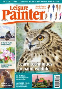 Leisure Painter - May 2019