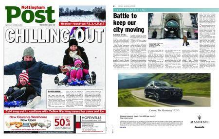 Nottingham Post – March 02, 2018