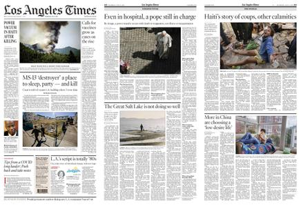 Los Angeles Times – July 08, 2021