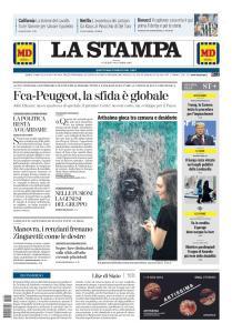 La Stampa Imperia e Sanremo - 1 Novembre 2019