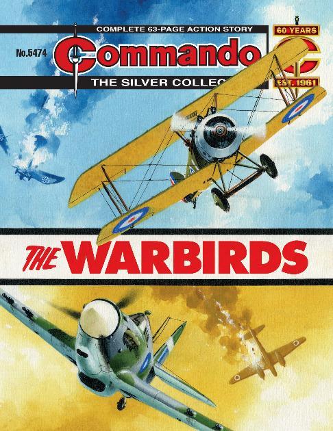 Commando No 5474 2021 HYBRiD COMiC eBook