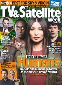 TV & Satellite Week - 12 May 2018