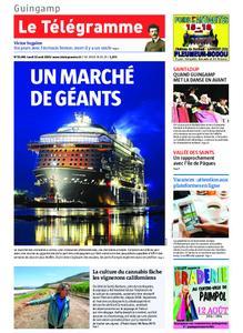 Le Télégramme Guingamp – 12 août 2019