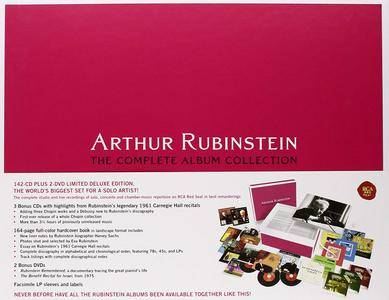 Arthur Rubinstein - The Complete Album Collection (142CD Box Set, 2012) Part 5