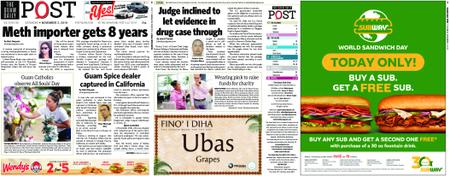 The Guam Daily Post – November 02, 2019