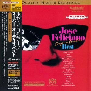 Jose Feliciano - Super Audio Best (2014) {Numbered Limited Edition} [SACD ISO + FLAC 24/88]
