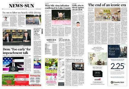 Lake County News-Sun – September 01, 2018
