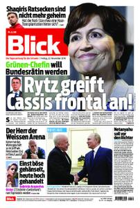 Blick – 22. November 2019
