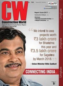 Construction World - January 2018