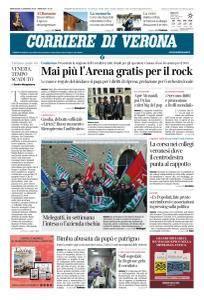 Corriere di Verona - 24 Gennaio 2018