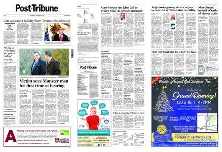 Post-Tribune – December 05, 2018